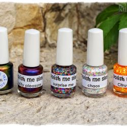 September 2015 - shopping polish me silly
