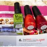 trade fair Beauty Forum September 2015 - shopping Misa & China Glaze