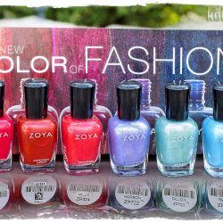 trade fair Beauty Forum September 2015 - shopping Zoya