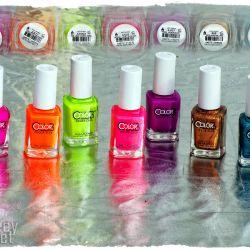 trade fair Beauty Forum September 2015 - shopping Color Club